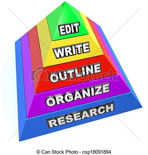 Define terms research paper
